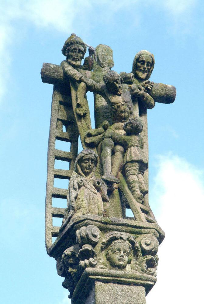 Cruceiro Cruz da Fonte en Urdilde