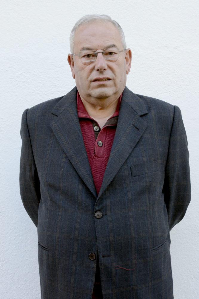 Manuel dos Santos Rodríguez. P.P. Corporación Municipal de Rois