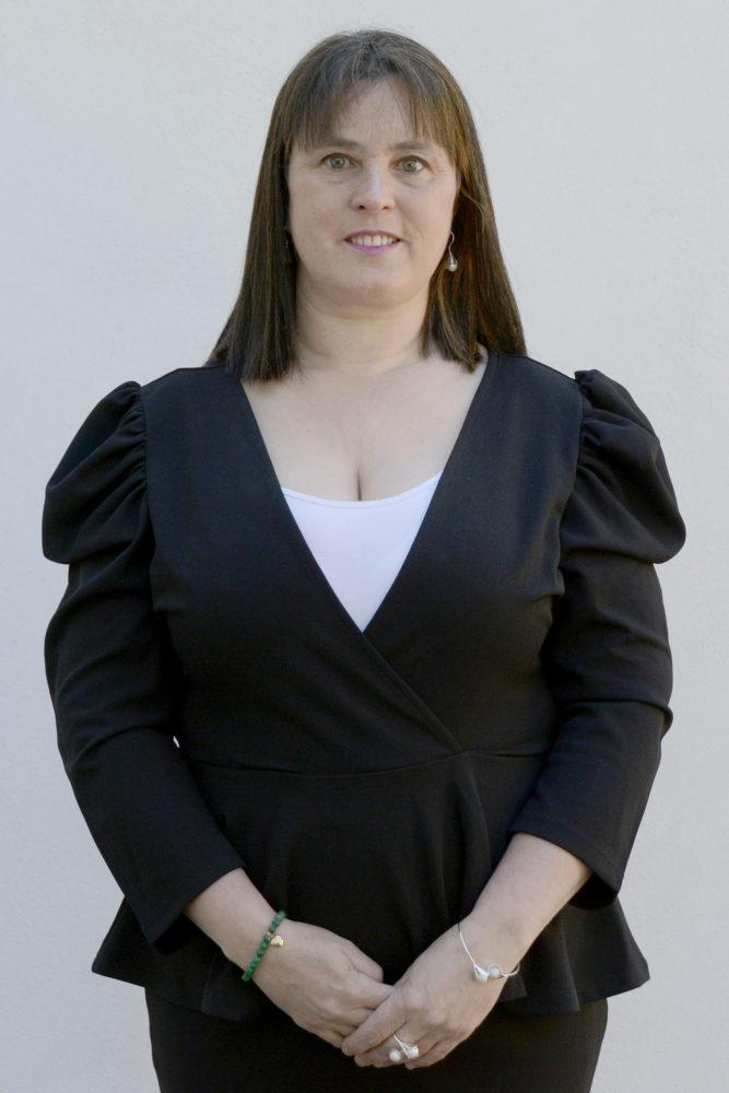 Victoria Quiroga Ramallo. P.P. Corporación Municipal de Rois