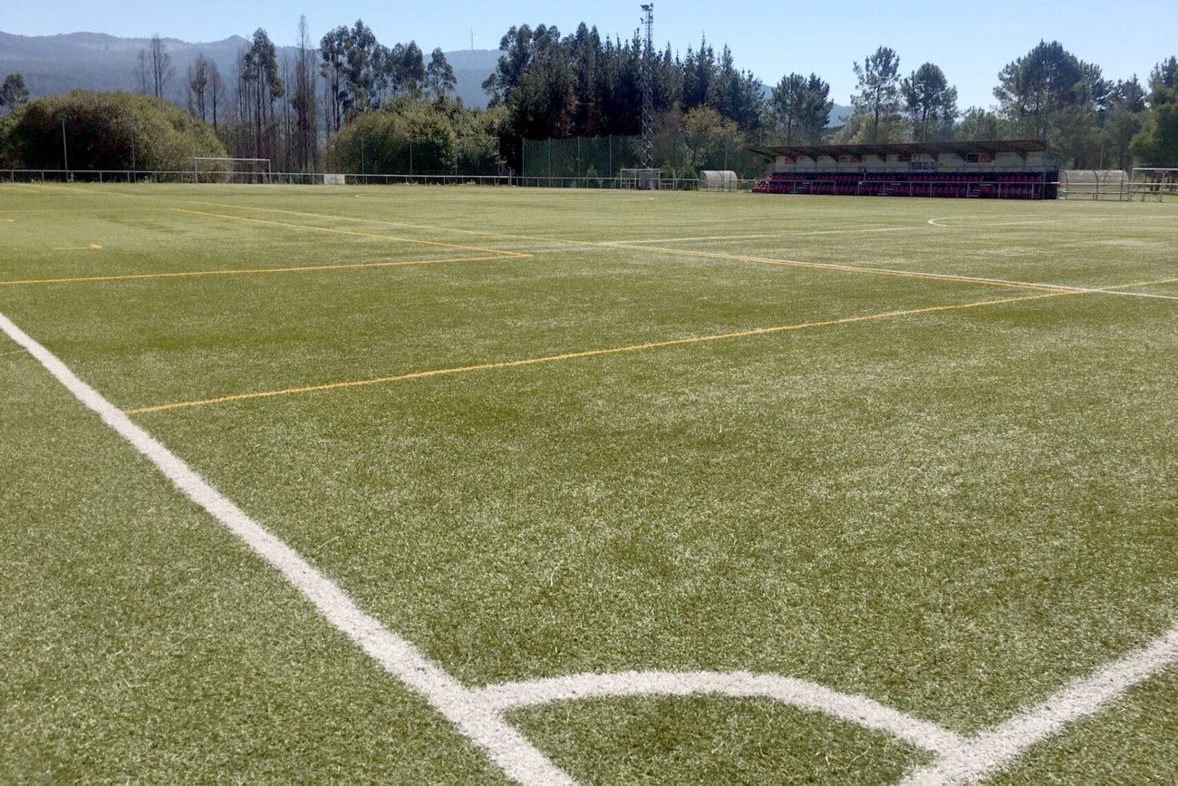 Campo de fútbol da Braña
