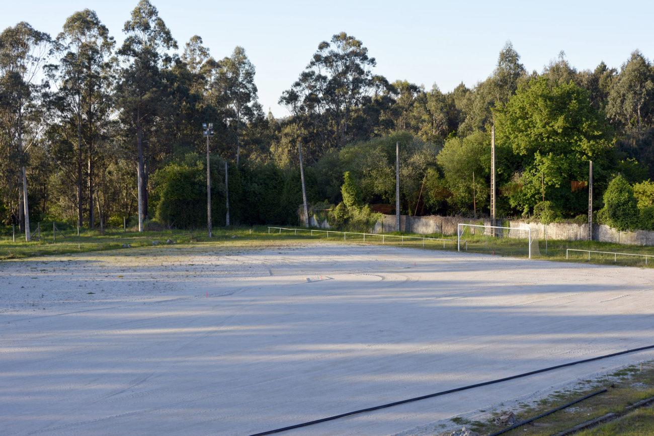 Campo de fútbol de Urdilde