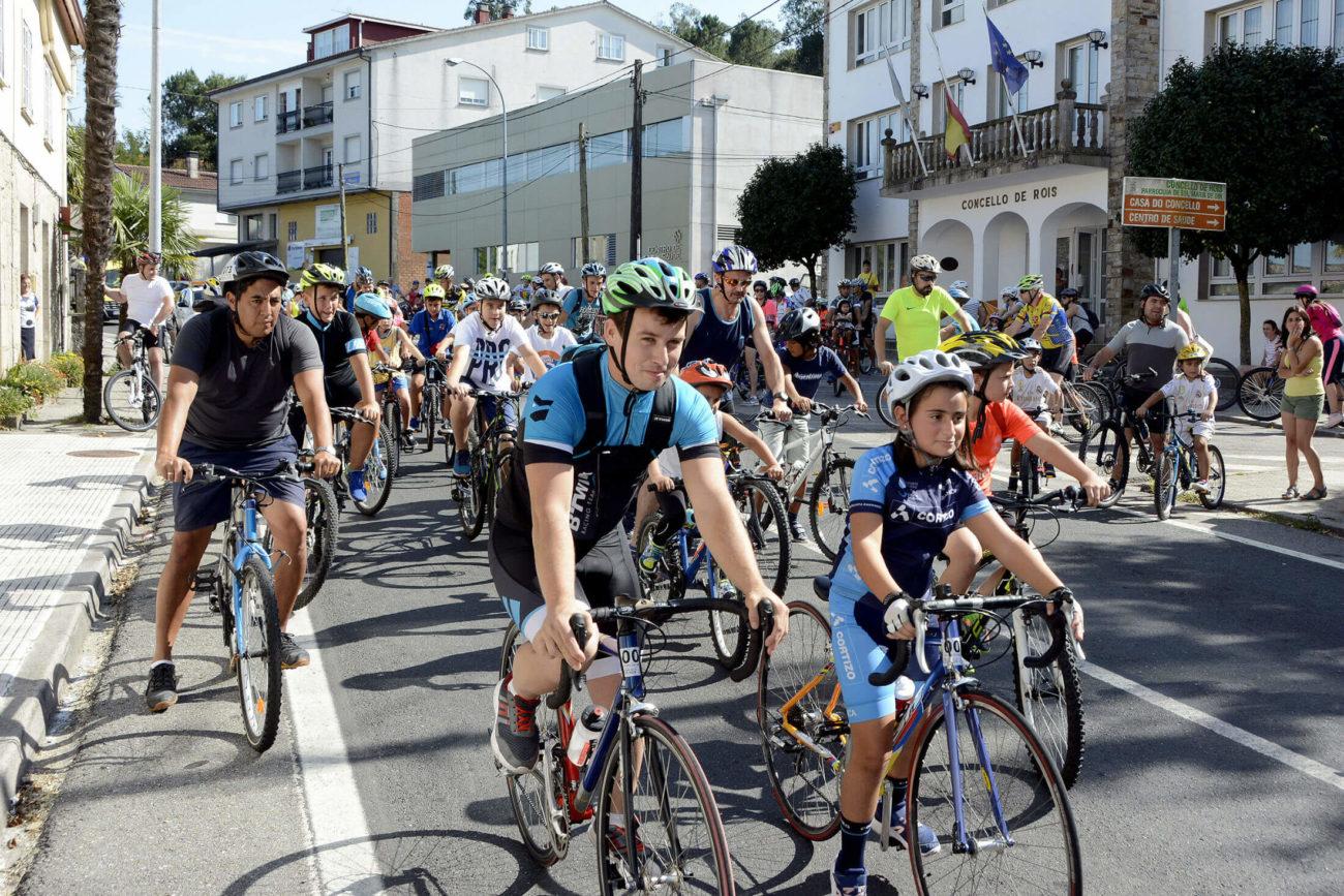 Día da Bicicleta en Rois