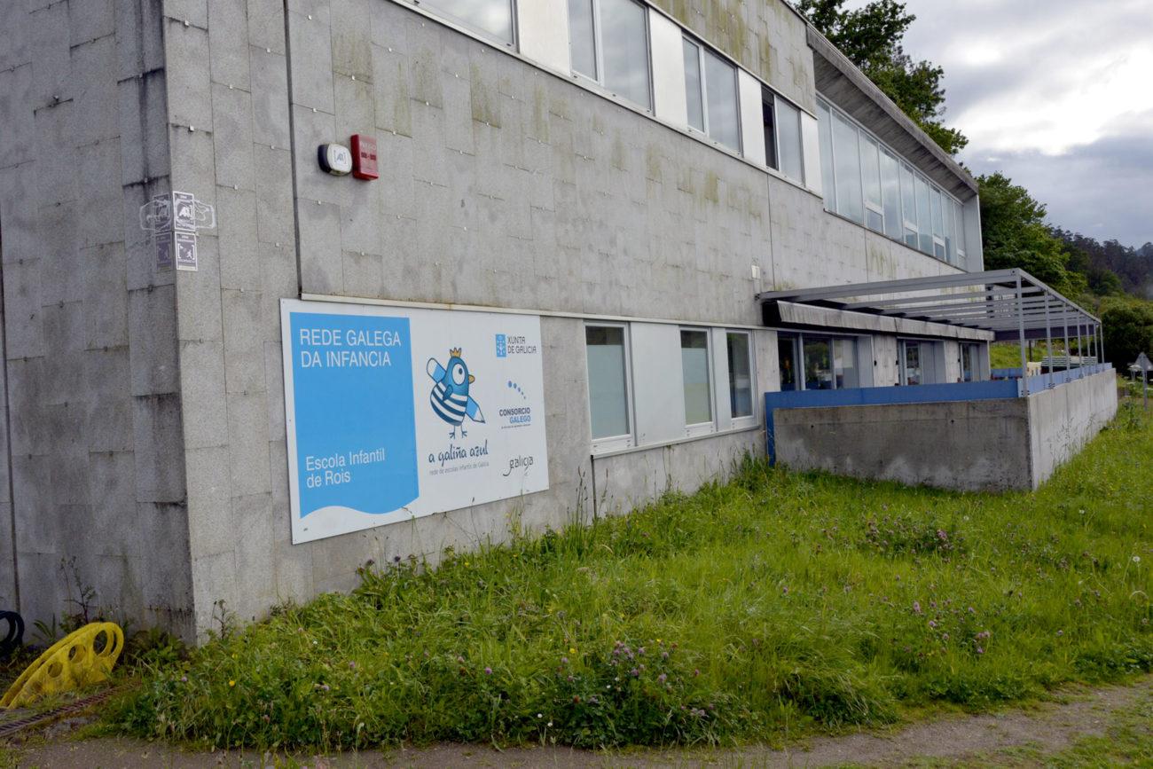 Escola infantil A Galiña Azul de Rois