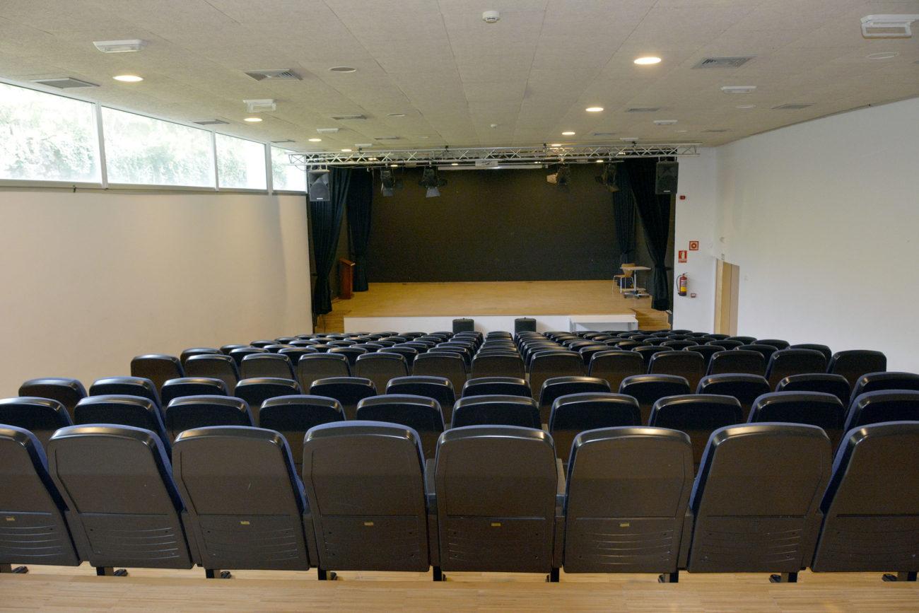 Auditorio Municipal de Rois