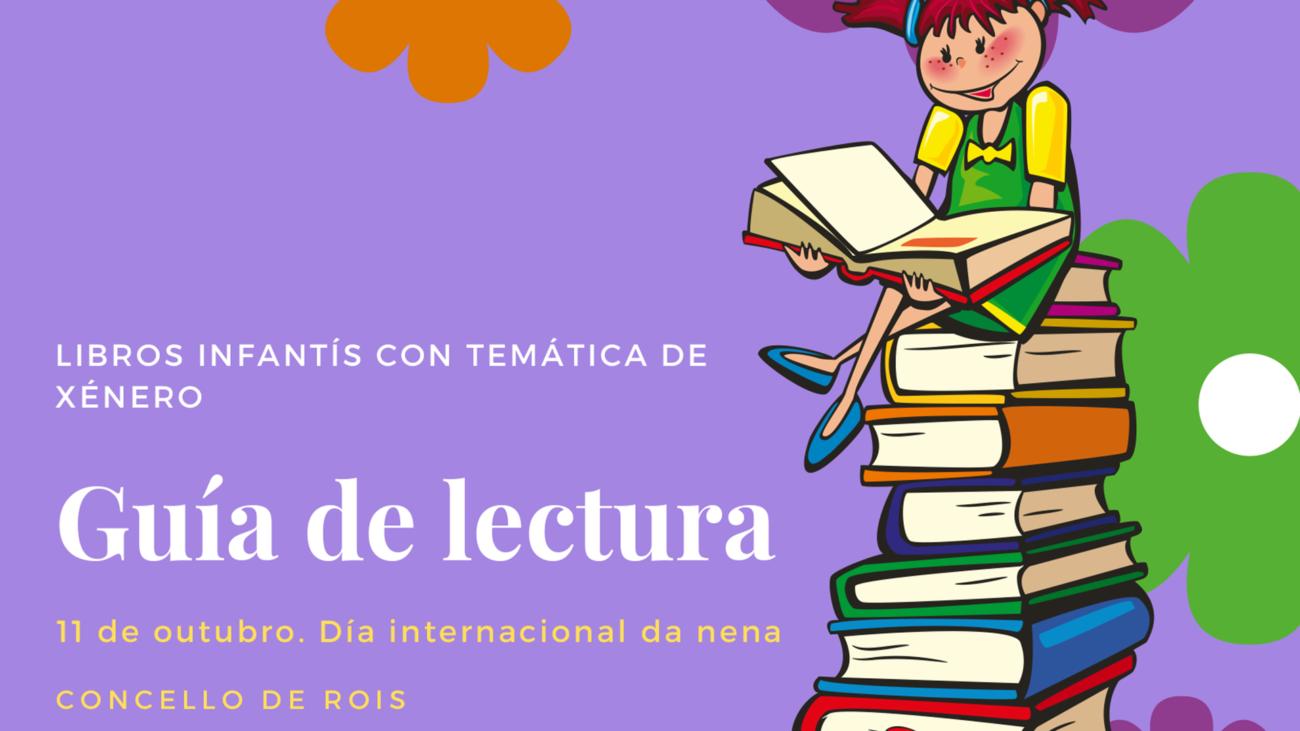 Guía de lectura. Día da Nena. Concello de Rois
