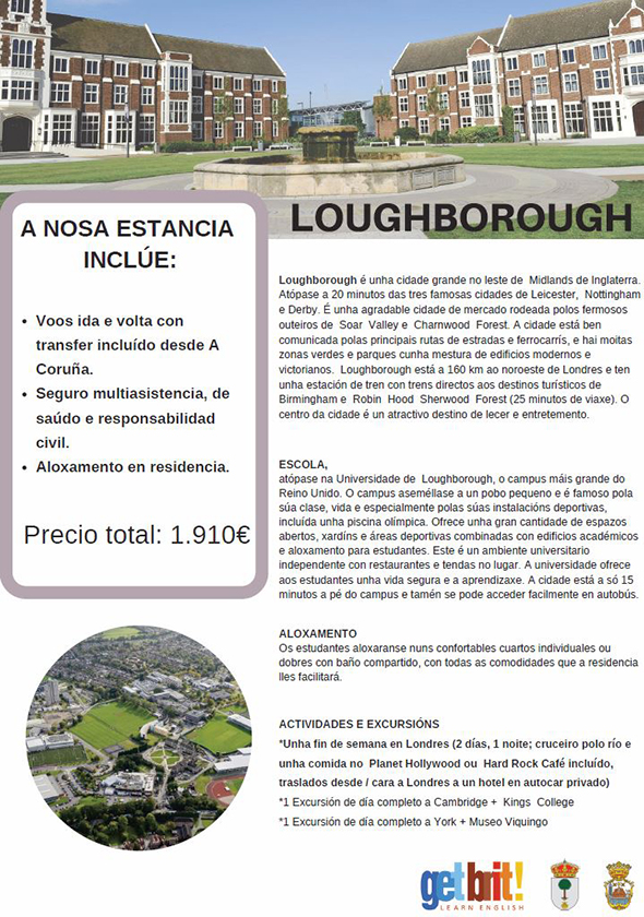 20190312 Excursion Londres Loughborough