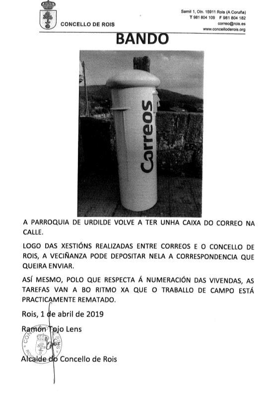 20190405 Bando Caixa Correos