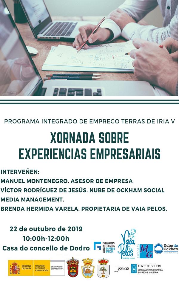 20191024 cartel xornada empresaria