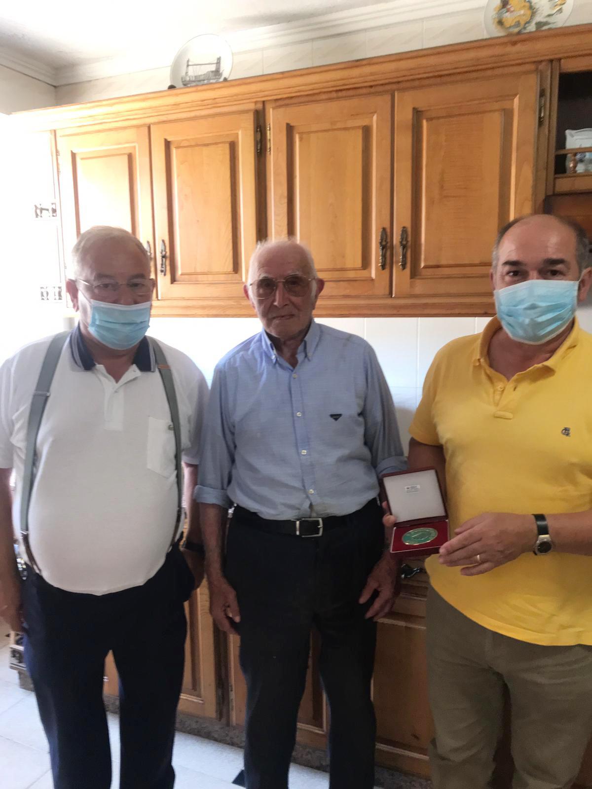 20200718 Jose Veiga Gandarela 101 anos3